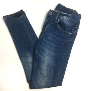 3/$30 H&M Skinny Fit Blue Jeans 9-10 year
